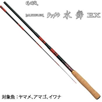 がまかつ がま渓流 MFテンカラ水舞EX(マルチフレックステンカラ スイムEX) 4.5