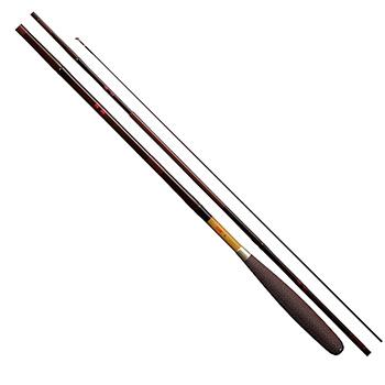 シマノ 朱紋峰 煉 10 (のべ竿 へら竿)