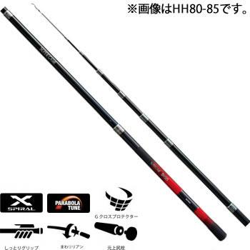 シマノ スーパーゲームベイシス MH75-80ZP