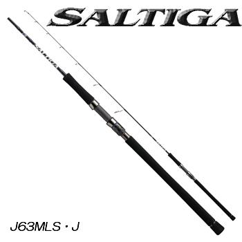 ダイワ 16 ソルティガ J63MLS ジギングモデル (ジギングロッド スピニングロッド) (大型商品A)