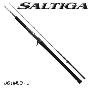 ダイワ 16 ソルティガ J61MLB ジギングモデル (ジギングロッド ベイトロッド) (大型商品A)