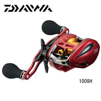 【送料無料】 ダイワ 15 エアド レッドチューン 100SH