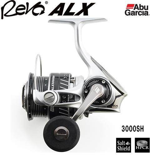 アブガルシア レボ ALX 3000SH (スピニングリール)