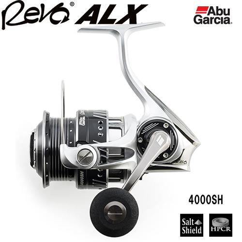 【送料無料】 アブガルシア レボ ALX 4000SH (スピニングリール)