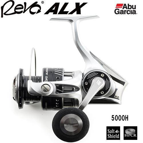 アブガルシア レボ ALX 5000H (スピニングリール)