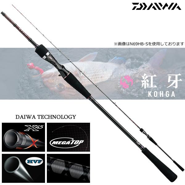 ダイワ 紅牙 K67HB-S (タイラバロッド) (大型商品A)