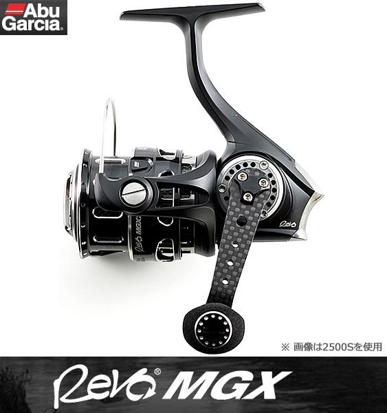 アブガルシア レボ MGX 2500S (スピニングリール)