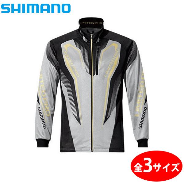 4月1日限定!エントリー&カード決済でポイント最大14倍!シマノ WT-℃・フルジップリミテッドプロシャツ SH-011P (シャツ・Tシャツ) ブラック