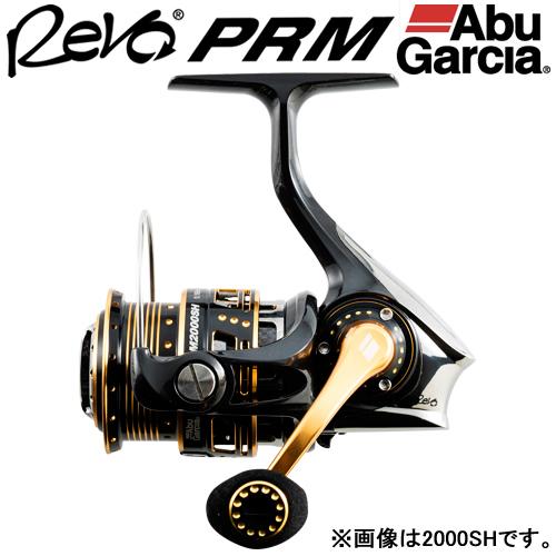 アブガルシア レボ PRM 2000SH (スピニングリール)