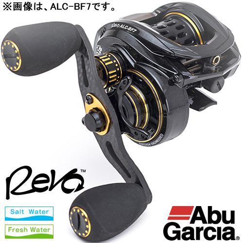早割クーポン! アブガルシア レボ ALC BF7 右ハンドル (ベイトリール ベイトフィネスリール), 台湾セレクション 7aff2114