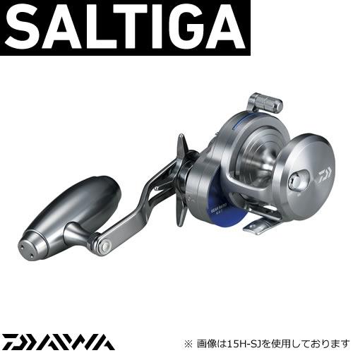 【送料無料】 ダイワ 15 ソルティガ 15HL-SJ