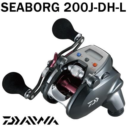 ダイワ シーボーグ 200J-DH-L 左ハンドル (電動リール)