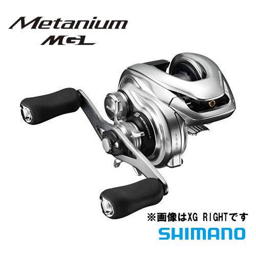 シマノ 16 メタニウム MGL HG 左 (左ハンドル ベイトリール)