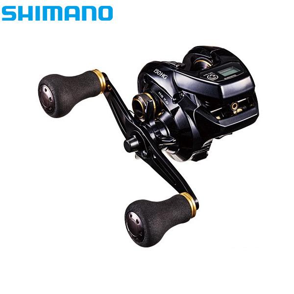 【6月1日限定! ポイント5倍】シマノ 16 グラップラーCT 150HG (右ハンドル ジギングリール)