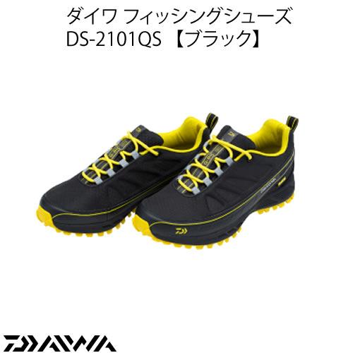 ダイワ フィッシングシューズ DS-2101QS ブラック (フィッシングシューズ スパイク)