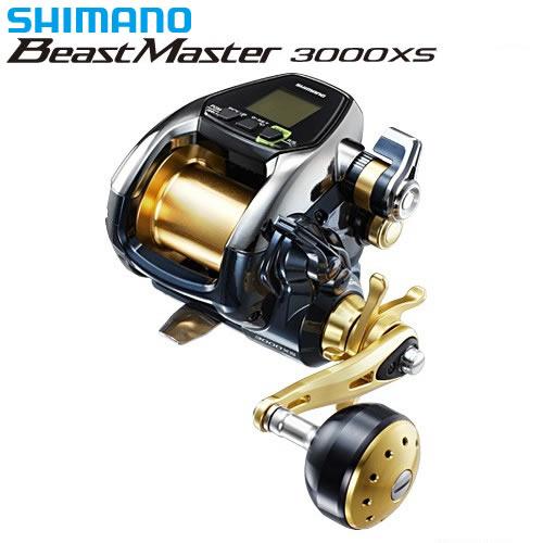 シマノ 16 ビーストマスター 3000XS (電動リール)
