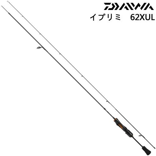 イプリミ 日本最大級の品揃え 62XULなど ダイワ釣具の販売 通販ならフィッシング遊web店 ダイワ 62XUL トラウトロッド 割引