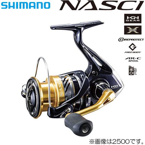 シマノ 16 ナスキー 4000XG (スピニングリール)