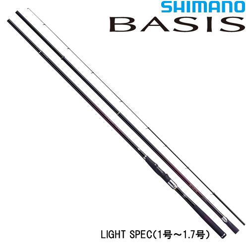 シマノ ベイシス 1.5号 500 (磯竿)