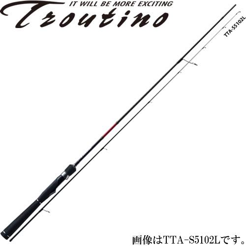 メジャークラフト トラウティーノ エリア TTA-634UL (トラウトロッド)