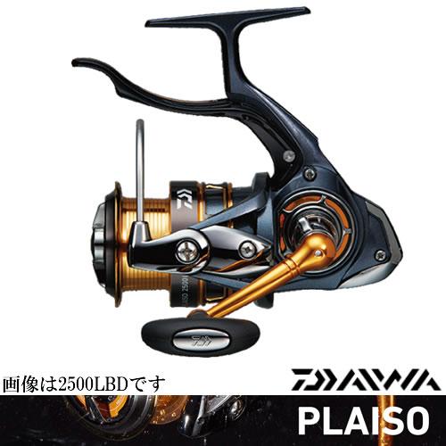 【送料無料】 ダイワ 16 プレイソ 3000H-LBD (レバーブレーキリール)
