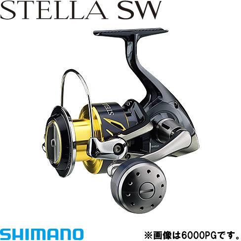 シマノ 16 ステラ SW 6000XG (スピニングリール ジギング)