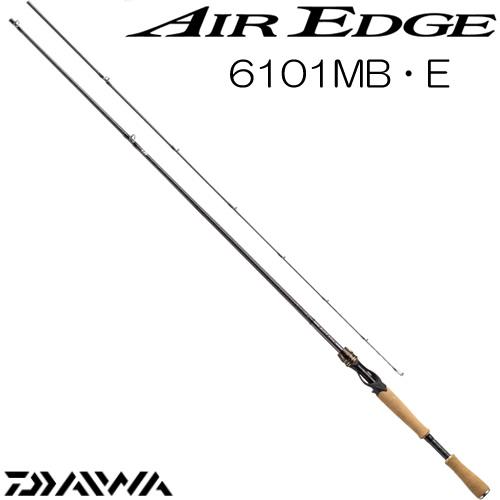 ダイワ 17 エアエッジ 6101MB・E ベイトモデル (ブラックバスロッド) (大型商品B)