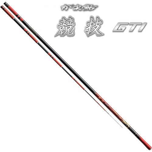 がまかつ がま鮎 競技GTI 引抜荒瀬9.0 (鮎竿) (大型商品A)