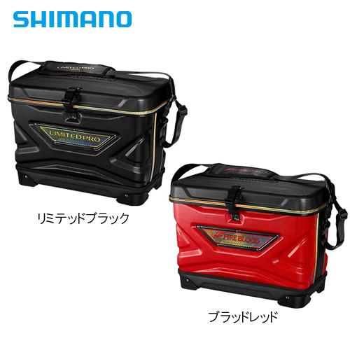 シマノ タフ&ウォッシュクールバッグ BA-102P 36L (クールバッグ)