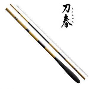 シマノ 刀春 14 (のべ竿 へら竿)