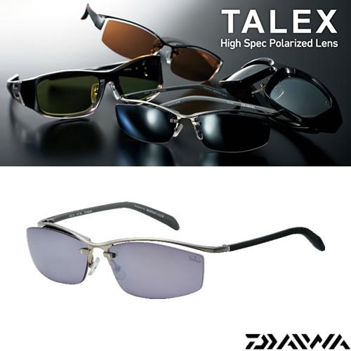 ダイワ TLX012偏光グラス Aパープル/シルバーM (サングラス 偏光グラス)