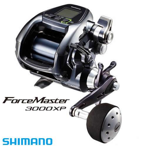 シマノ 17 フォースマスター 3000XP (電動リール)