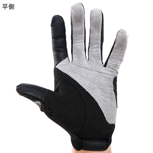 アブガルシア ジギング グローブ ネイビー (手袋 グローブ)