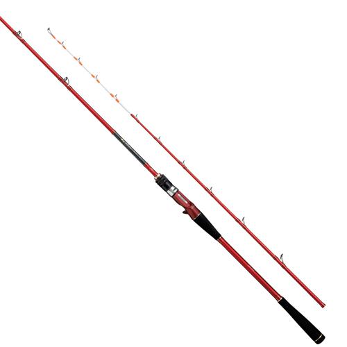 アルファタックル 海人 明石タコ 170 170 (船竿)