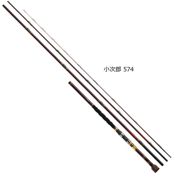 ダイワ 別誂 剛心竿二代目 小次郎574・E (石鯛竿) (大型商品A)