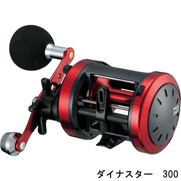 ダイワ 17ダイナスター 300 (船用リール)