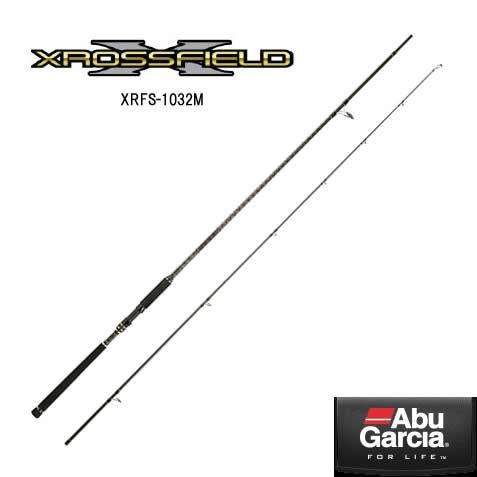 アブガルシア クロスフィールド XRFS-1032M (オールラウンドロッド) (大型商品A)