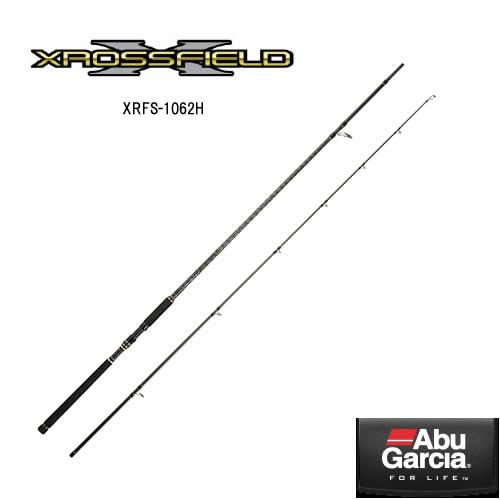 アブガルシア クロスフィールド XRFS-1062H (オールラウンドロッド) (大型商品A)