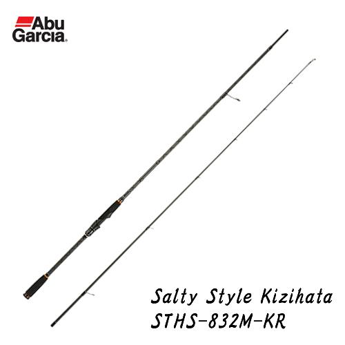 アブガルシア ソルティースタイル・キジハタ STHS-832M-KR (ロックフィッシュロッド)