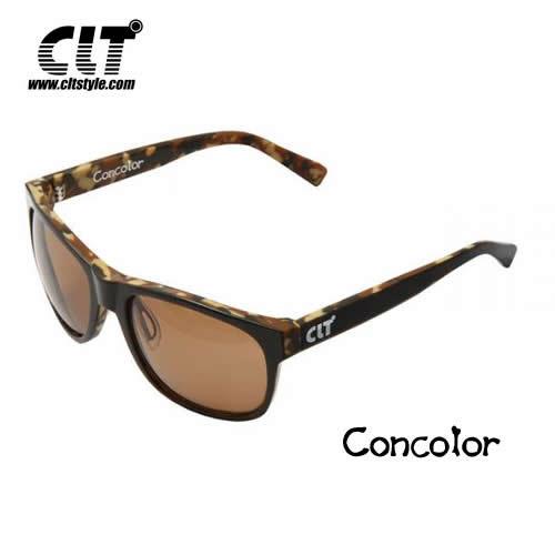 CLT Concolor コンコロール ブラウン/サンドカモ/コパー (サングラス 偏光グラス)