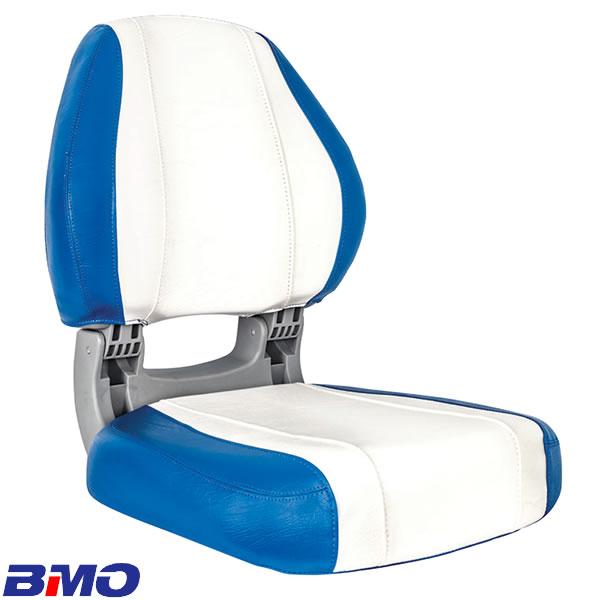 BMO JAPAN スイングシート ブルー/ホワイト MA705-31 (ボート備品)