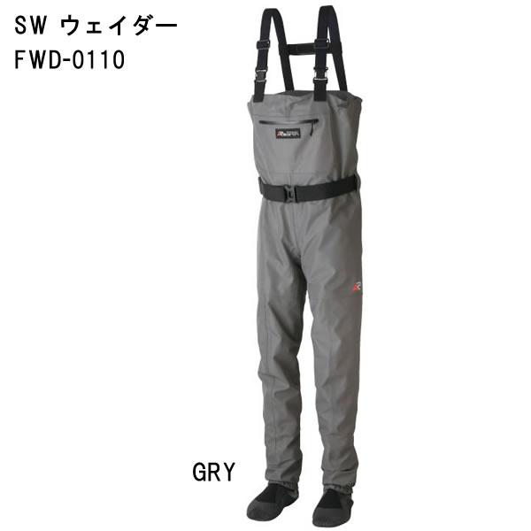 【人気No.1】 リアス Rearth SW SW FWD-0110 ウェイダー Rearth FWD-0110 GRY(透湿ウェーダー), グッドライフコート:ed05e1a2 --- supercanaltv.zonalivresh.dominiotemporario.com
