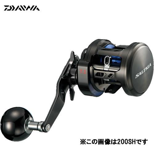 【送料無料】 ダイワ 17 ソルティガBJ 200H (ジギングリール)