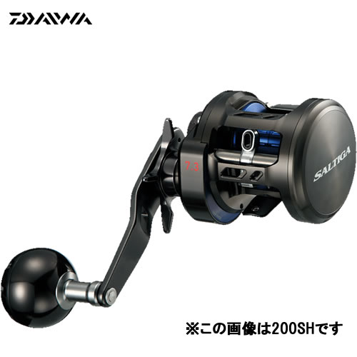 ダイワ 17 ソルティガBJ 200SH (ジギングリール)