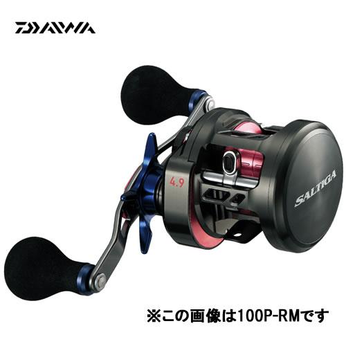 ダイワ 17 ソルティガBJ 100P-RM (右ハンドル タイラバリール)