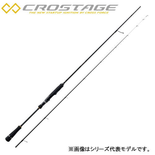 メジャークラフト 17クロステージ CRXJ-S662M/NS (エギングロッド)