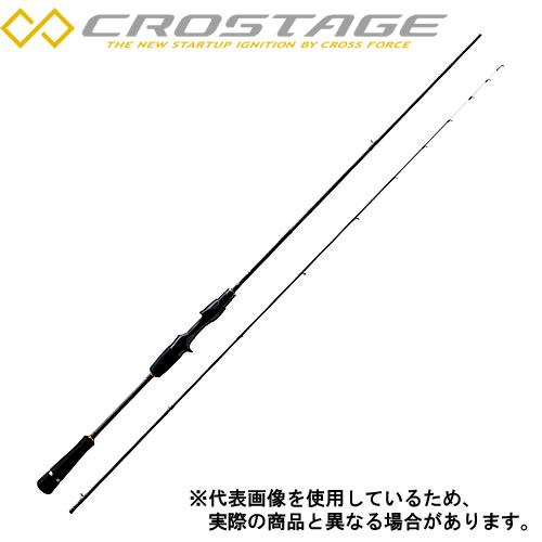 メジャークラフト 17クロステージ CRXJ-B662M/NS (エギングロッド イカメタル ベイト)