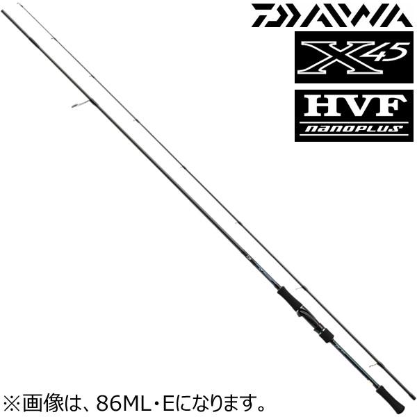 ダイワ 17エメラルダスMX (アウトガイドモデル) 83ML-S E (エギングロッド)