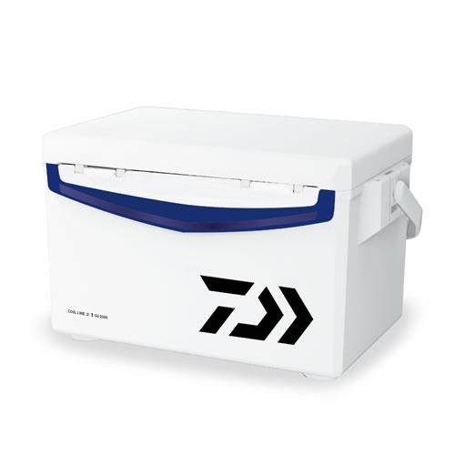 ダイワ クールラインアルファ2 GU2000 ブルー (クーラーボックス)