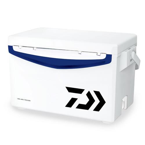 ダイワ クールラインアルファ2 GU2500 ブルー (クーラーボックス)